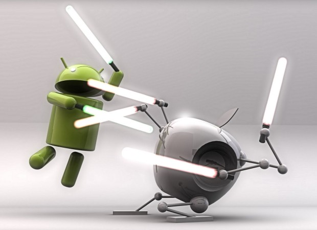 Android vs Apple 13
