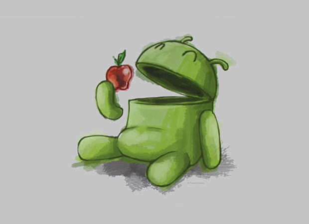 Android vs Apple 15