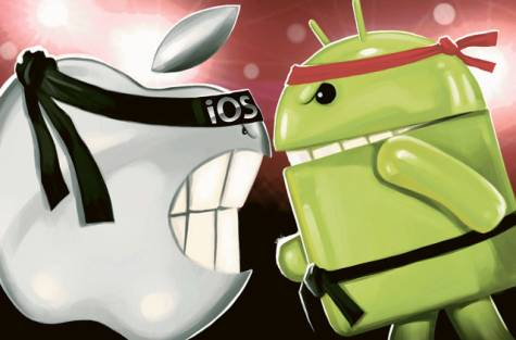 Android vs Apple 17