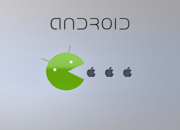 Android vs Apple 3