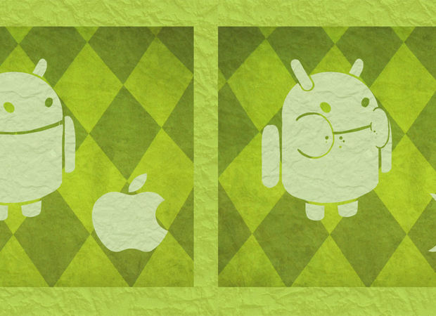Android vs Apple 4
