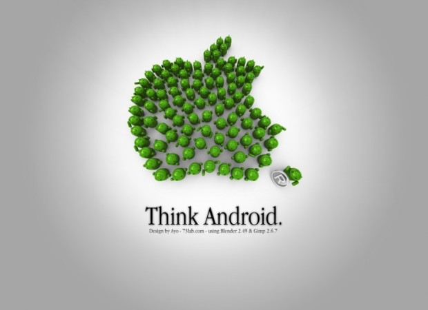 Android vs Apple 9