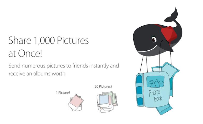 Come inviare file di grosse dimensioni in pochi secondi su for Smartphone piccole dimensioni