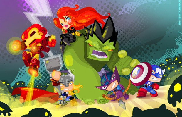 Sfondodelgiorno Avengers Age of Ultron 1
