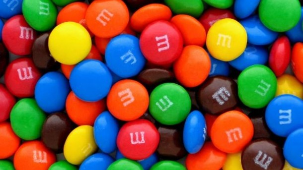 Android M&M's