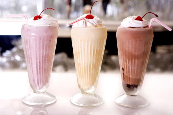 Android Milkshake