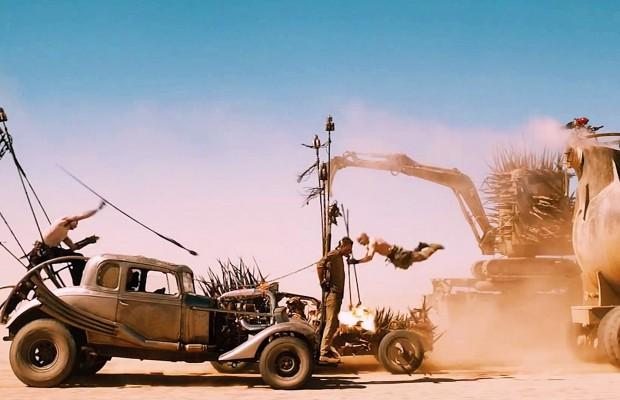 Mad Max Fury Road wallpaper 12