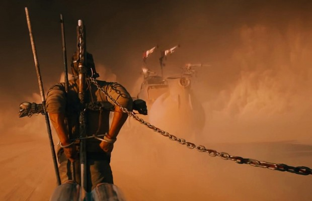 Mad Max: Fury Road  wallpaper 3
