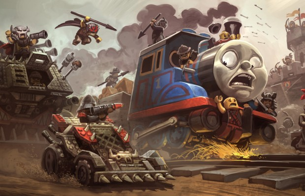 Mad Max: Fury Road  wallpaper 8