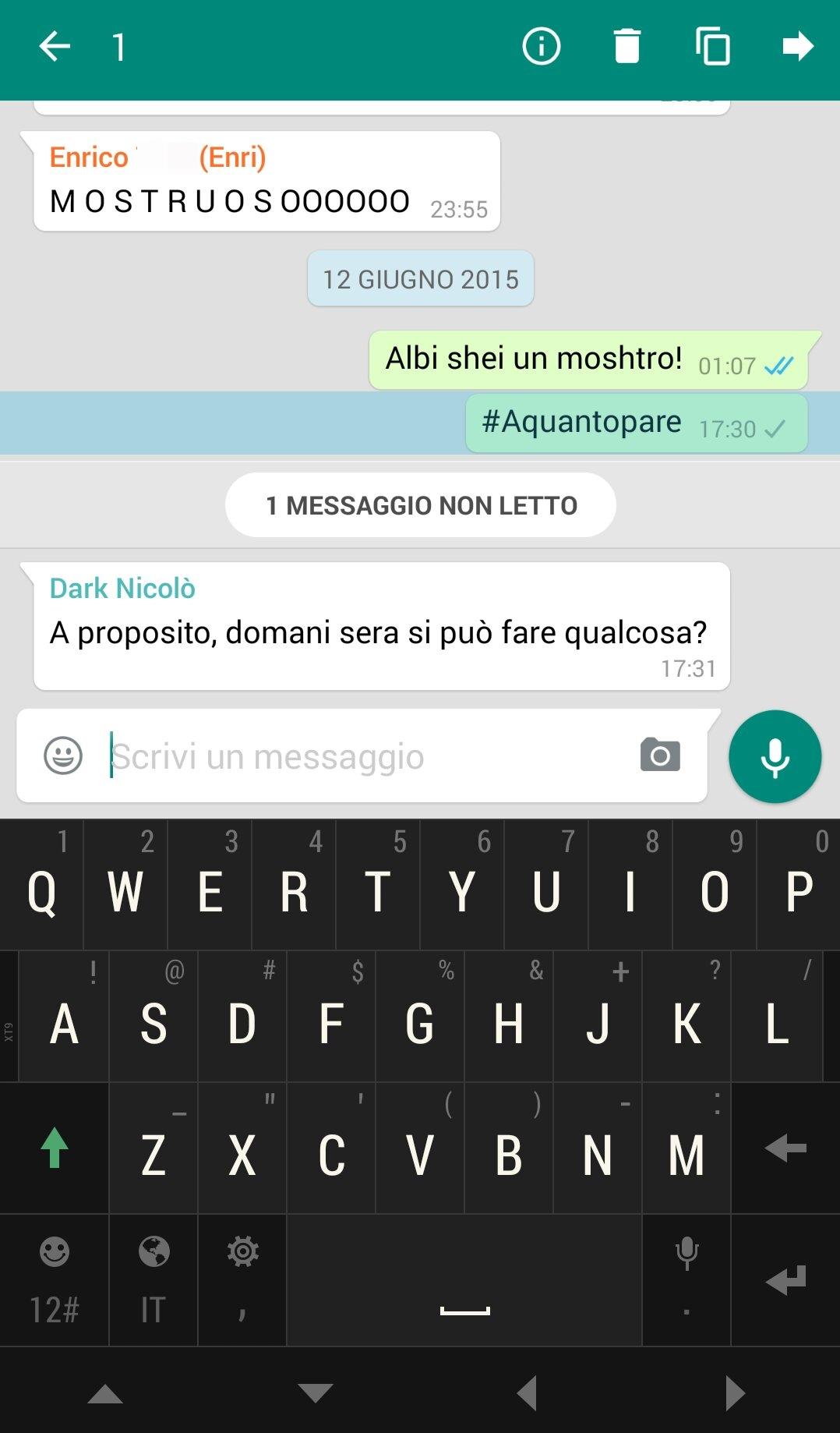 Come recuperare contatti WhatsApp cancellati | Salvatore ...