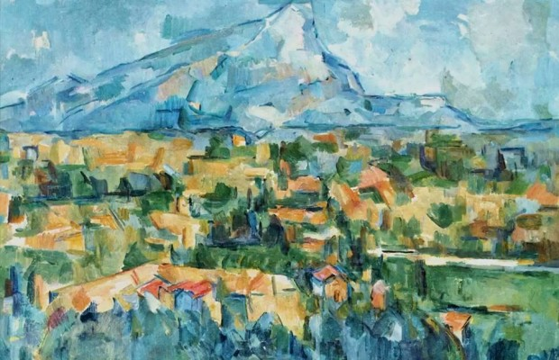 Sfondodelgiorno Sfondi artistici Cezanne