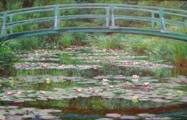 Sfondodelgiorno Sfondi artistici Monet