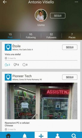 YesPlace App Android 12