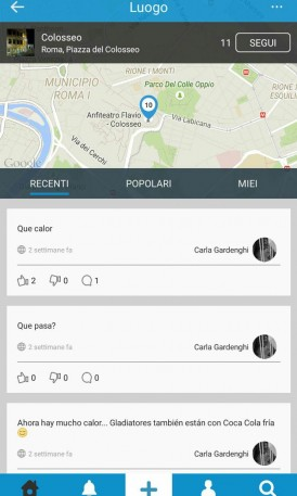 YesPlace App Android 3