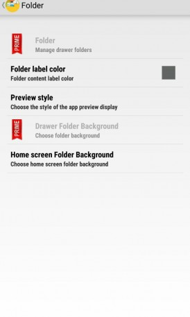 Blinq Lollipop Launcher Android 2
