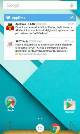 Blinq Lollipop Launcher Android 6