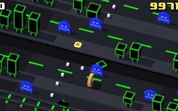 Pac-Man 256 raggiunge 5 milioni di download ed arriva su Crossy Road