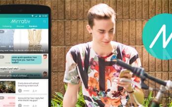 DeNA lancia Mirrativ, l'app per il live streaming di qualsiasi applicazione Android