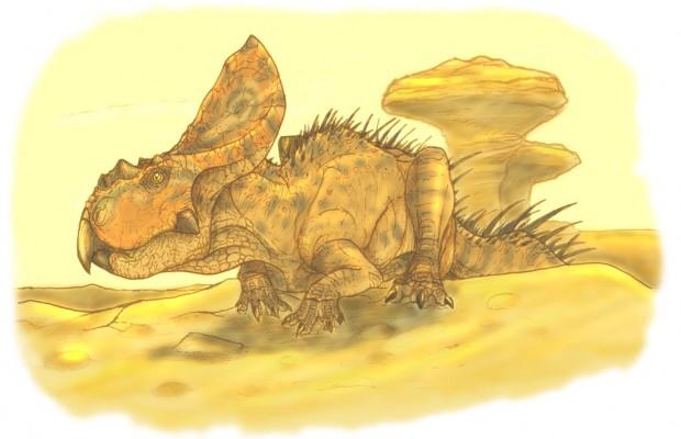 Sfondi dinosauri HD 19