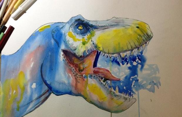 Sfondi dinosauri HD 20