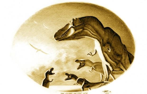 Sfondi dinosauri HD 22