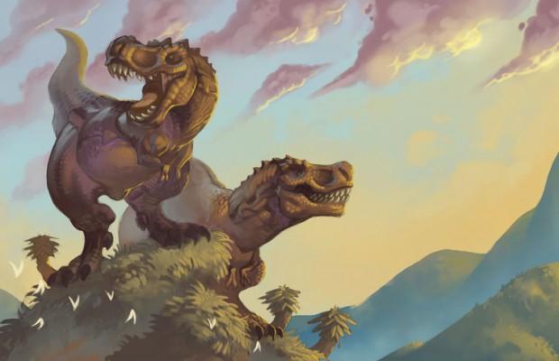 Sfondi dinosauri HD 23