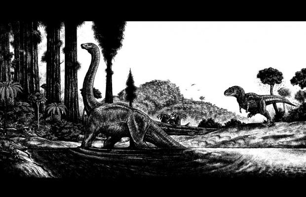 Sfondi dinosauri HD 27