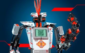 LEGO MINDSTORMS EV3 Companion App, l'app Android per programmare robot MINDSTORMS