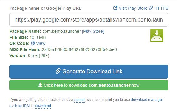 I 3 siti dove scaricare file apk delle applicazioni for Siti dove regalano cose