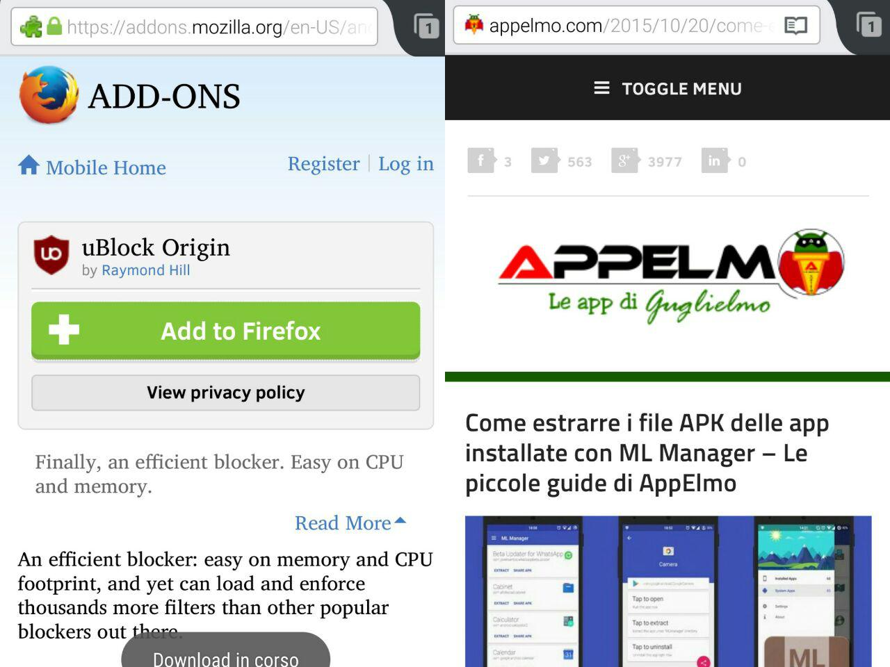 Top3 app per bloccare la pubblicit su android senza root for App per vedere telecamere su android