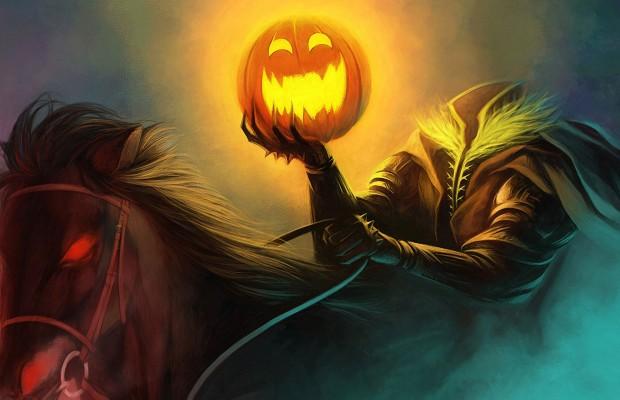#Sfondodelgiorno: 35 sfondi di Halloween in HD 17