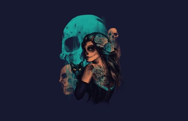 #Sfondodelgiorno: 35 sfondi di Halloween in HD 12