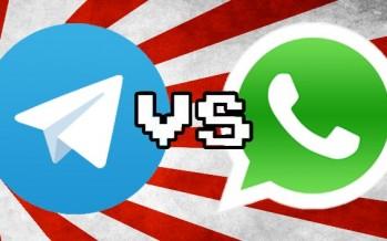 Telegram vs WhatsApp: i 10 pregi di Telegram – [Parte 1]