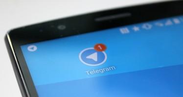 Trapelano le immagini del prossimo aggiornamento di Telegram: più swipe, Material Design e un nuovo video player