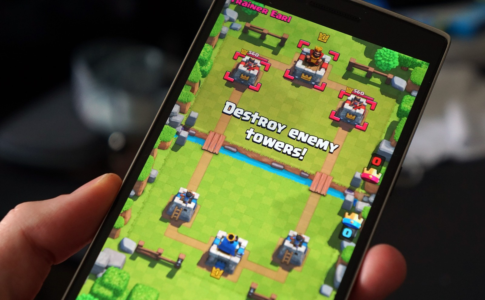 Clash Royale: Clash Royale, Dark Souls E Miner Z: 5 Nuovi Giochi Android