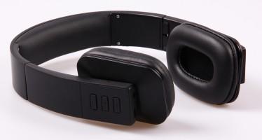 Amazon, in sconto le cuffie Bluetooth Aukey pieghevoli con microfono incorporato