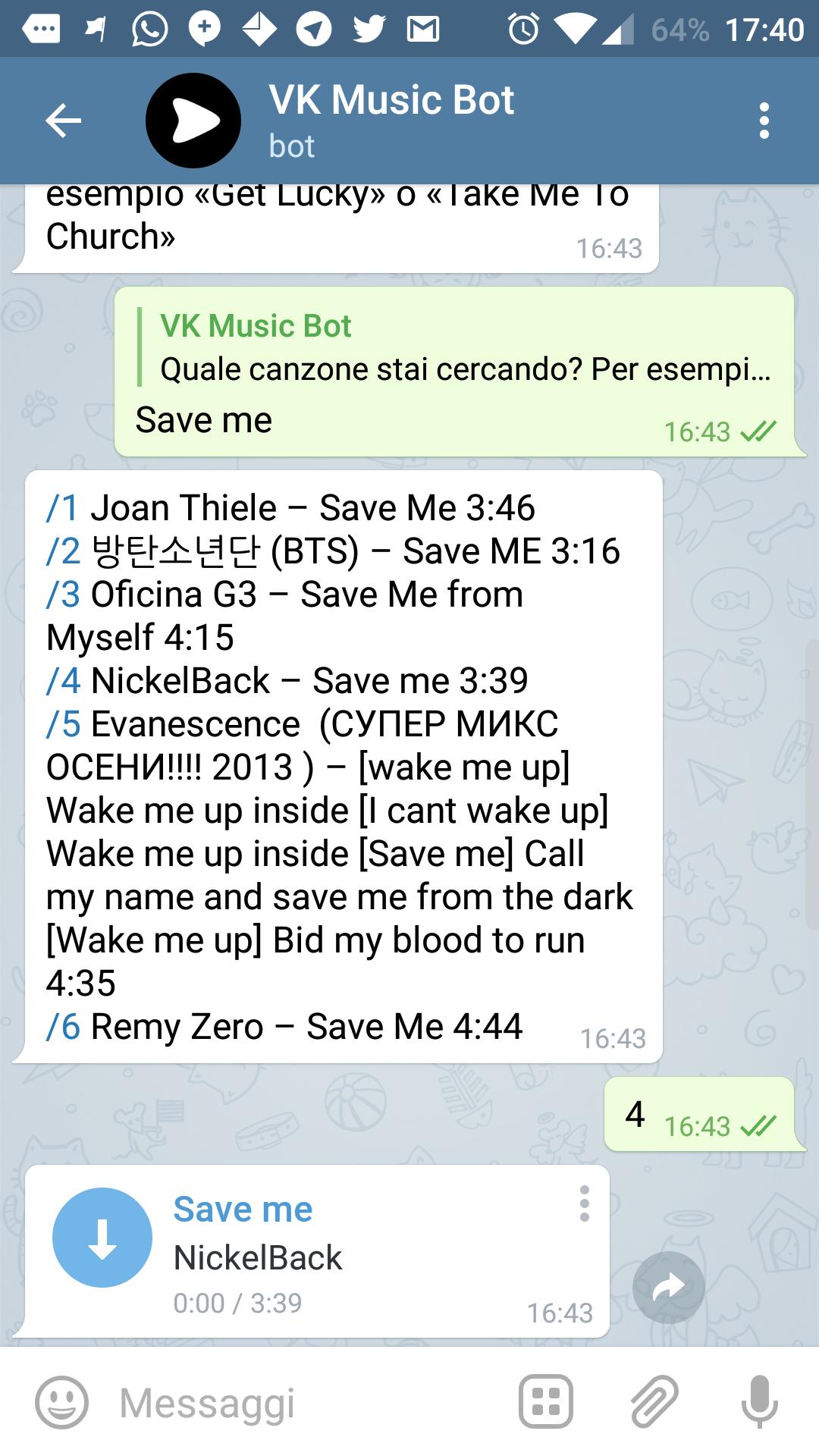 GIORNALI CON TELEGRAM SCARICA