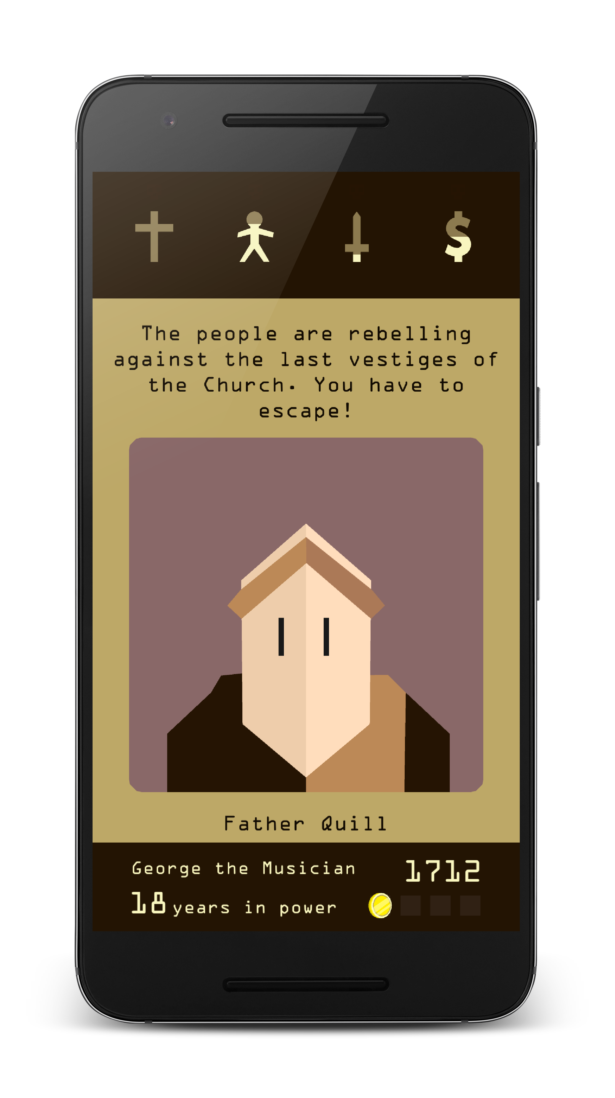 Reigns Android
