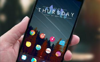 Top3 icon pack in stile Pixel Phone per Android di novembre – R&R