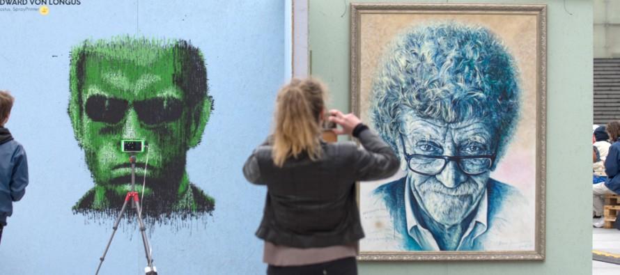 SprayPrinter, la bomboletta che crea graffiti con lo smartphone – Il Mercoledì di Kickstarter